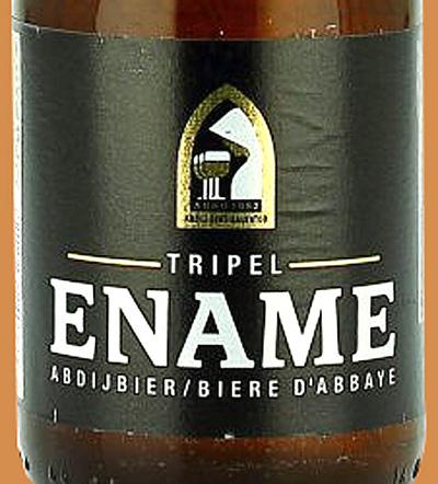 Отзыв о пиве Ename tripel