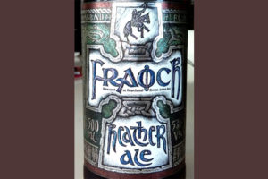 Отзыв о пиве Fraoch heather ale