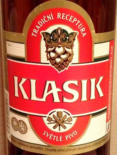 Отзыв о пиве Klasik svetle