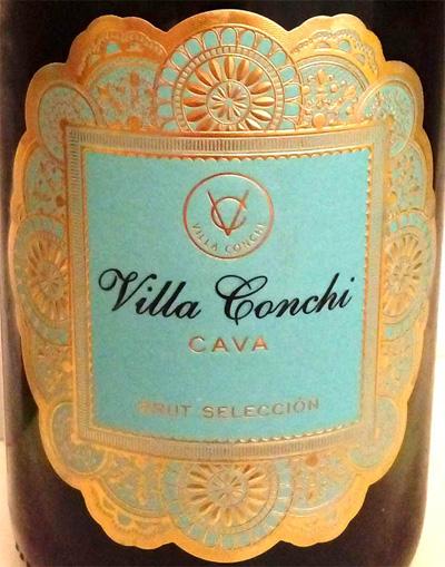 Отзыв об игристом вине Villa Conchi brut selection 2016