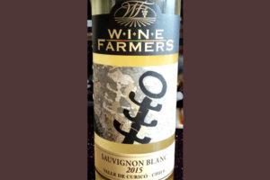 Отзыв о вине Wine Farmers Sauvignon blanc 2015