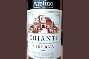 Отзыв о вине Aretino Tipici Chanti reserva 2013