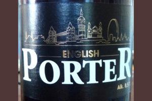 Отзыв о пиве English Porter