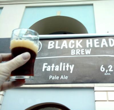 Отзыв о пиве Fatality крафт