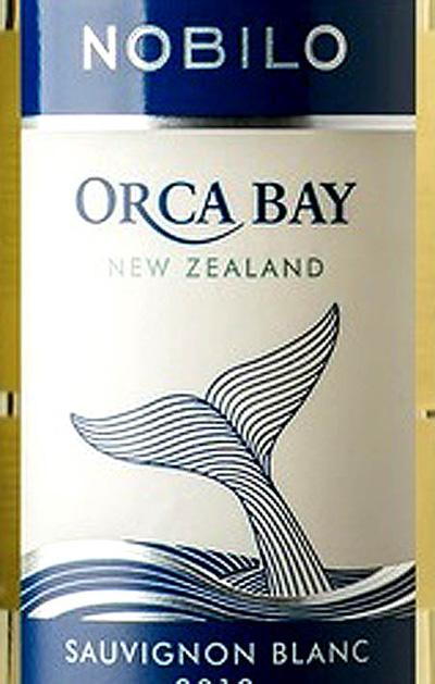 Отзыв о вине Orca Bay Sauvignon blanc 2015