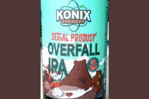 Отзыв о пиве Overall IPA
