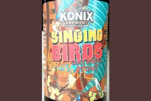 Отзыв о пиве Singing Birds outmeal stout