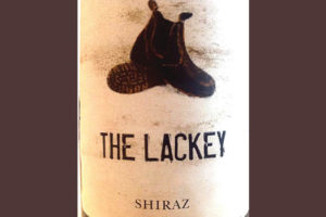 Отзыв о вине The Lackey shiraz 2014