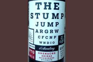 Отзыв о вине The Stump Jump grenache shiraz mourvedre 2012