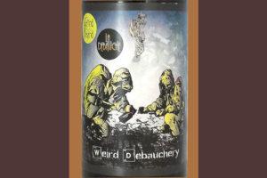 Отзыв о пиве Weird Debauchery special sour ale