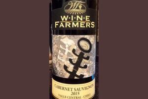 Отзыв о вине Wine Farmers cabernet sauvignon 2015