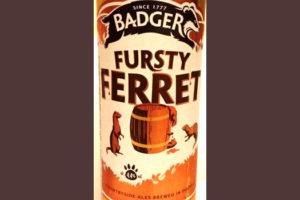 Отзыв о пиве Budger Fursty Ferret Ale