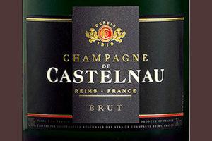 Отзыв об игристом вине Champagne de Castelnau Brut