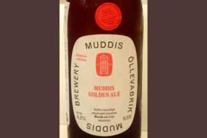 Отзыв о пиве Muddis Golden Ale