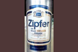 Отзыв о пиве Zipfer Original