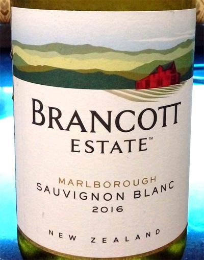 Отзыв о вине Brancott Estate Sauvignon Blanc 2016