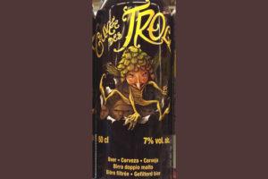 Отзыв о пиве Cuvee des Trolls