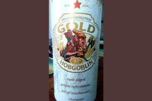 Отзыв о пиве Gold Hobgoblin