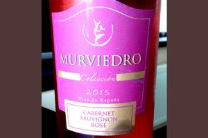 Отзыв о вине Murviedro coleccion cabernet sauvignon rose 2015