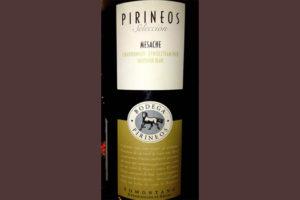Отзыв о вине Pirineos seleccion Mesache 2016