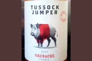 Отзыв о вине Tussock Jumper Grenache 2015