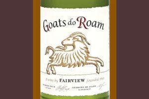 Отзыв о вине Goats do Roam 2016