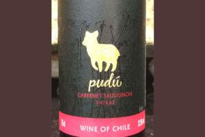 Отзыв о вине Pudu Cabernet sauvignon Shiraz 2015