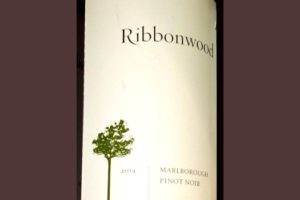 Отзыв о вине Ribbonwood Pinot Noir 2014