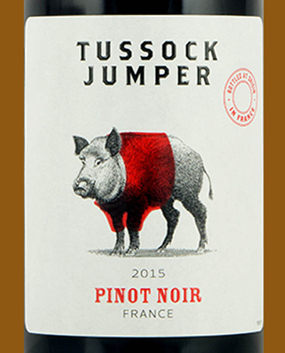 Отзыв о вине Tussock Jumper Pinot Noir 2015