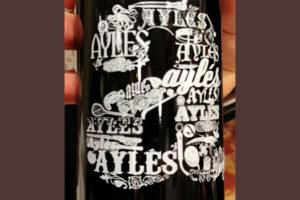 Отзыв о вине Ayles A 2014
