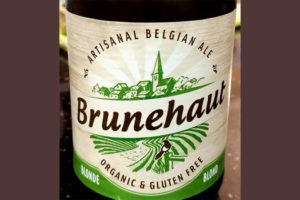 Отзыв о пиве Brunehaut Blond bio