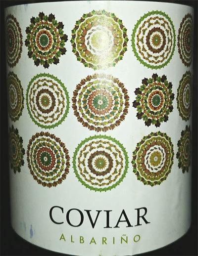 Отзыв о вине Coviar Albarino 2016