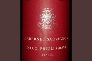 Отзыв о вине Friuli Grave Cabernet Sauvignon Tenuta Maccan 2015