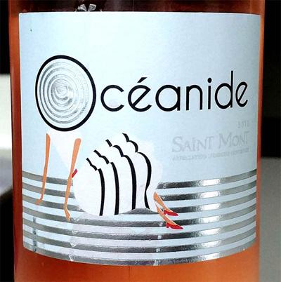 Отзыв о вине Oceanide Saint Mont 2016