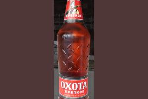 Отзыв о пиве Охота Крепкое