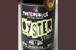 Отзыв о пиве Porterhouse Oyster Stout