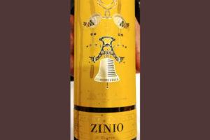 Отзыв о вине Zinio Tempranillo reserva 2010