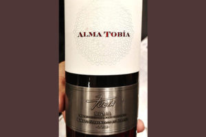 Отзыв о вине Alma Tobia bodegas Tobia 2015