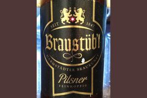 Отзыв о пиве Braustub'l pilsner feinhopfig