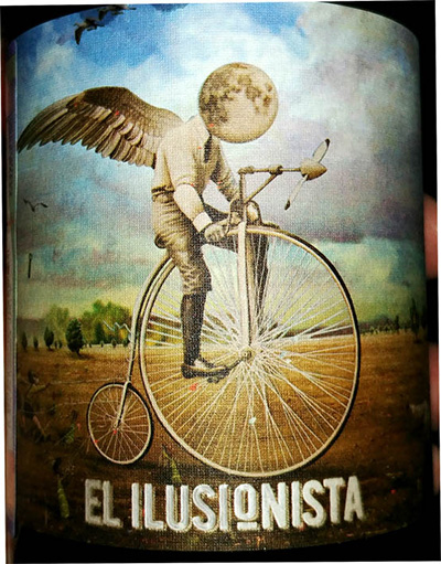 Отзыв о вине El Ilusionista 2016