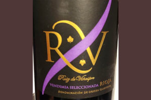 Отзыв о вине Ruiz de Vinaspre vendimia seleccionada 2009