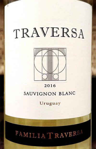 Отзыв о вине Traversa Sauvignon Blanc 2016