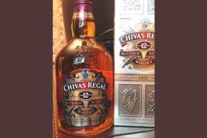 Отзыв о виски Chivas Regal 12 y.o. 1 л