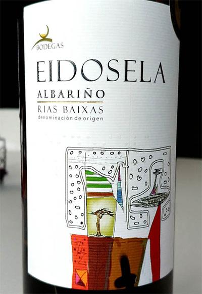 Отзыв о вине Eidosela albarino cosecha 2016