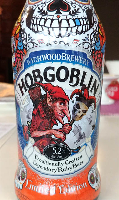 Отзыв о пиве Hobgoblin Limited Edition