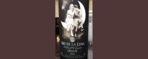 Отзыв о вине Rio de la Luna crianza 2012