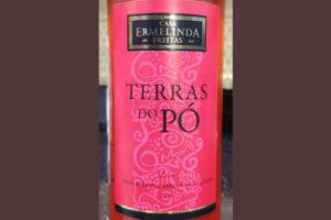 Отзыв о вине Terras do PO casa Ermelinda freitas 2016