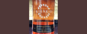 Отзыв о вине Casa Ermelinda Freitas Vinha do Rosario rose 2016