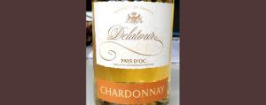 Отзыв о вине Delatour chardonnay Pays D'oc 2014