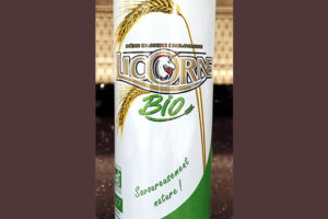 Отзыв о пиве Licorn Bio